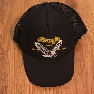 Sturgis 1995 55th Annual Hat